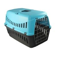 تصویر باکس سگ و گربه Gipsy سایز L رنگ آبی