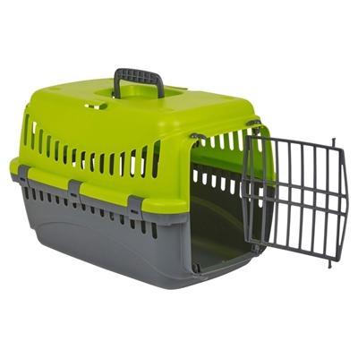تصویر باکس سگ و گربه Gipsy سایز L رنگ سبز
