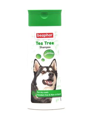تصویر شامپو مخصوص سگ Beaphar با عصاره درخت چای - 250 میلی لیتر