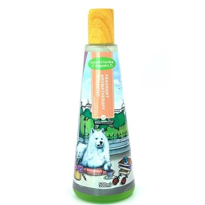 تصویر شامپو روزانه مناسب برای سگ های با موی سفید Spirint  مدل Fragrance Aromatherapy برای تثبیت سفیدی مو - 500 میلی لیتر