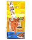تصویر غذای خشک گربه بالغ Friskies با طعم ماهی تن و ماهی آزاد - 2 کیلوگرم