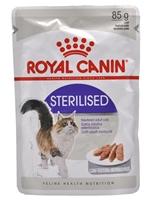 تصویر پوچ Royal Canin مدل STERILISED Loaf مخصوص گربه بالغ عقیم شده - 85 گرم