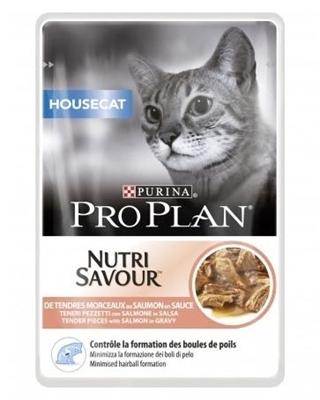 تصویر پوچ ProPlan مخصوص گربه بالغ - 85 گرم