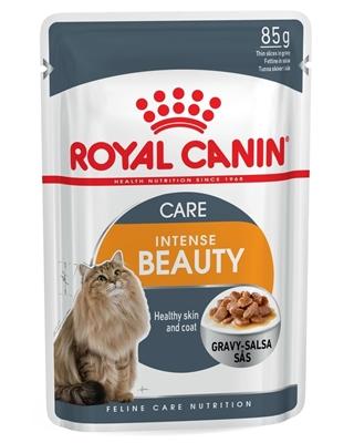 تصویر پوچ Royal canin مخصوص گربه مدل Beauty jelly