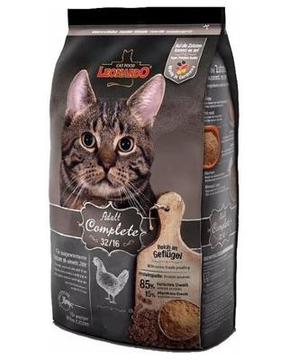 تصویر غذای خشک گربه بالغ Leonardo با طعم مرغ - 400 گرم