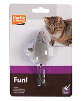 تصویر اسباب بازی موش کوکی Karlie Flamingo مخصوص گربه