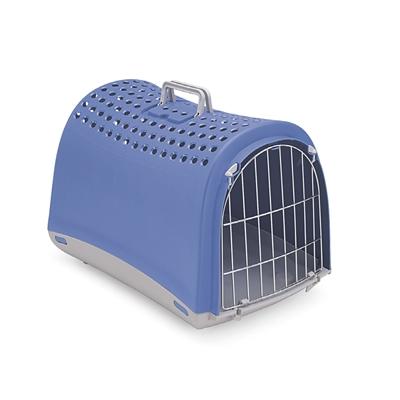 تصویر باکس حمل سگ و گربه Imac مدل Linus - رنگ آبی