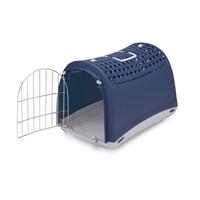 تصویر باکس حمل سگ و گربه Imac مدل  Linus Cabrio - رنگ آبی