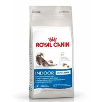 تصویر غذای خشک Royal Canin مدل Home Life Indoor مخصوص گربه بالغ مو بلند - 400 گرم