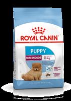 تصویر غذای خشک Royal Canin مدل Mini Indoor مخصوص توله سگ نژاد کوچک  - 1.5 کیلوگرم