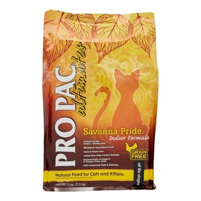 تصویر غذای خشک مخصوص گربه Pro Pac مدل Ultimate تهیه شده از گوشت مرغ - 2 کیلوگرم