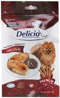تصویر غذای تشویقی Delicio مخصوص سگ با طعم ماهی و جگر