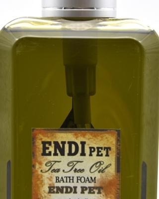 تصویر شامپو گیاهی آنتی باکتریال مخصوص سگ Endi تهیه شده از روغن درخت بید و چای  - 500 میلی لیتر