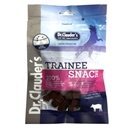 تصویر غذای تشویقی سگ Dr.Clauder's با طعم گوشت خوک (تیکه های مکعبی)