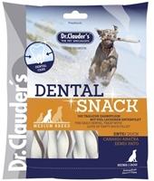 تصویر غذای تشویقی سگ Dr.Clauders مدل DENTAL SNACK برای محافظت و سفیدی دندان ها - 80 گرم