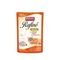 تصویر پوچ Rafine مخصوص گربه تهیه شده از گوشت گاو در سس پنیر - 100 گرم