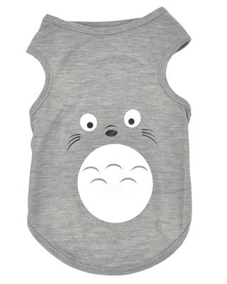 تصویر لباس سگ و گربه با طرح موش سایز M