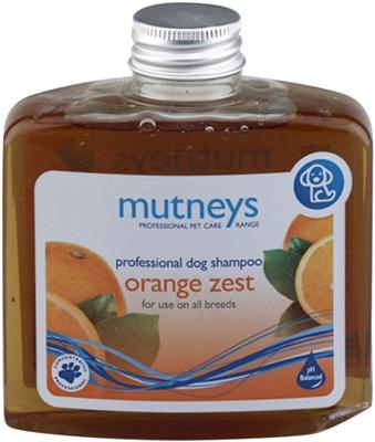 تصویر شامپو Mutneys مدل Orange zest مخصوص سگ - 250 میلی لیتر