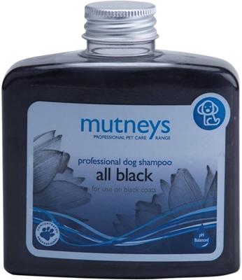 تصویر شامپو Mutneys مدل All Black مخصوص سگ - 250 میلی لیتر