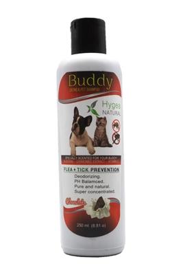 تصویر شامپو سگ و گربه Buddy با رایحه شکلات - 250 میلی لیتر