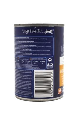 تصویر کنسرو Butchers مخصوص سگ بالغ با طعم مرغ و برنج - 390 گرمی
