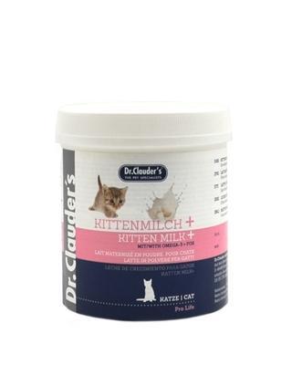 تصویر شیرخشک Dr.Clauder's مخصوص گربه - 200 گرم