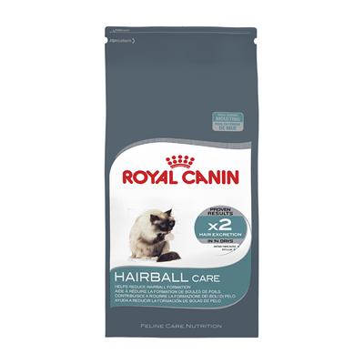 تصویر غذای خشک Royal Canin مدل Hairball مخصوص گربه - 400 گرم
