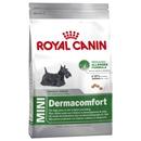 تصویر غذای خشک مخصوص سگ های نژاد کوچک Royal Canin مدل Dermacomfort مناسب برای سگ هایی با پوست و موی حساس - 2 کیلوگرم