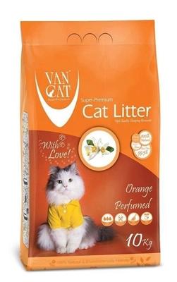 تصویر خاک گربه Van Cat با رایحه پرتقال - 5 کیلوگرم
