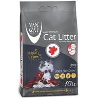 تصویر خاک گربه VanCat خاکستری - 10کیلوگرم