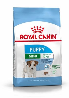 تصویر غذای خشک Royal Canin مخصوص توله سگ های نژاد کوچک - 4کیلوگرم