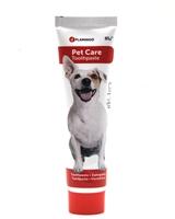 تصویر خمیر دندان مخصوص سگ Flamingo مدل Pet Care Toothpaste با طعم نعنا