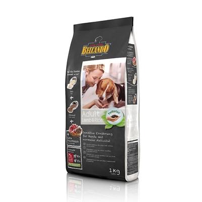 تصویر غذای خشک Belcando مخصوص سگ مدل Adult Lamb&Rice