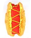 تصویر لباس کاستوم سگ و گربه با طرح ساندویچ سایز Free