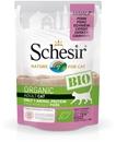تصویر پوچ مخصوص گربه schesir مدل Bio تهیه شده از گوشت خوک - 85گرم