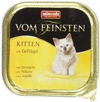 تصویر ووم Feinsten مخصوص بچه گربه Animonda با طعم گوشت پرندگان