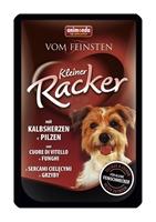 تصویر پوچ مخصوص سگ Animonda مدل Racker با طعم گوشت گوساله و قارچ