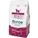 تصویر غذای خشک مخصوص گربه Monge تهیه شده از گوشت مرغ - 400گرم