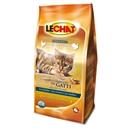 تصویر غذای خشک  مخصوص گربه بالغ Lechat تهیه شده از گوشت مرغ و بوقلمون - 400گرم