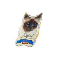 تصویر خوراک کاسه ای گربه Rafine با طعم گربه ماهی