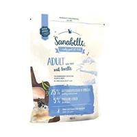 تصویر غذای خشک مخصوص گربه بالغ Sanabelle مدل Adult تهیه شده از ماهی تازه - 2 کیلوگرم