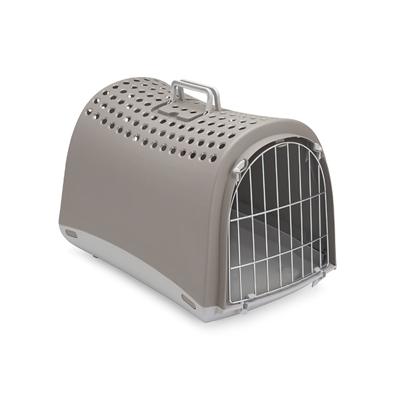 تصویر باکس حمل سگ و گربه Imac مدل  Linus با رنگ قهوه ای