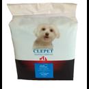تصویر زیرانداز بهداشتی آموزشی مخصوص سگ clepet سایز 60 * 60 بسته 10 عددی