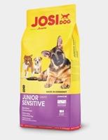 تصویر غذای خشک مخصوص توله سگ های کلیه نژادها Josera مد Junior Sensetive مناسب برای حیواناتی با دستگاه گوارش حساس یا حساس به طعم غذا - 900 گرم