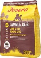 تصویر غذای خشک josera مخصوص سگ بالغ کلیه نژادها حاوی گوشت بره و برنج-900 گرم
