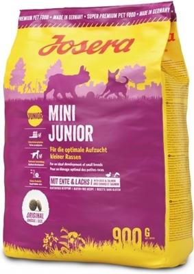 تصویر غذای خشک Josera مخصوص توله سگ نژاد کوچک -900 گرم
