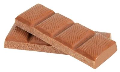 تصویر شکلات تشویقی Trixie مخصوص سگ مدل Schoko شکلات تخته ای 100 گرم