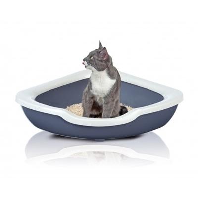 تصویر توالت بدون سقف گربه Imac مدل Fred