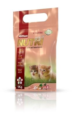 تصویر غذای خشک گربه بالغ NutriPet با طعم مرغ - 7