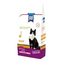 تصویر غذای خشک Paw Paw مخصوص گربه بالغ با طعم مرغ - 1.5 کیلوگرمی